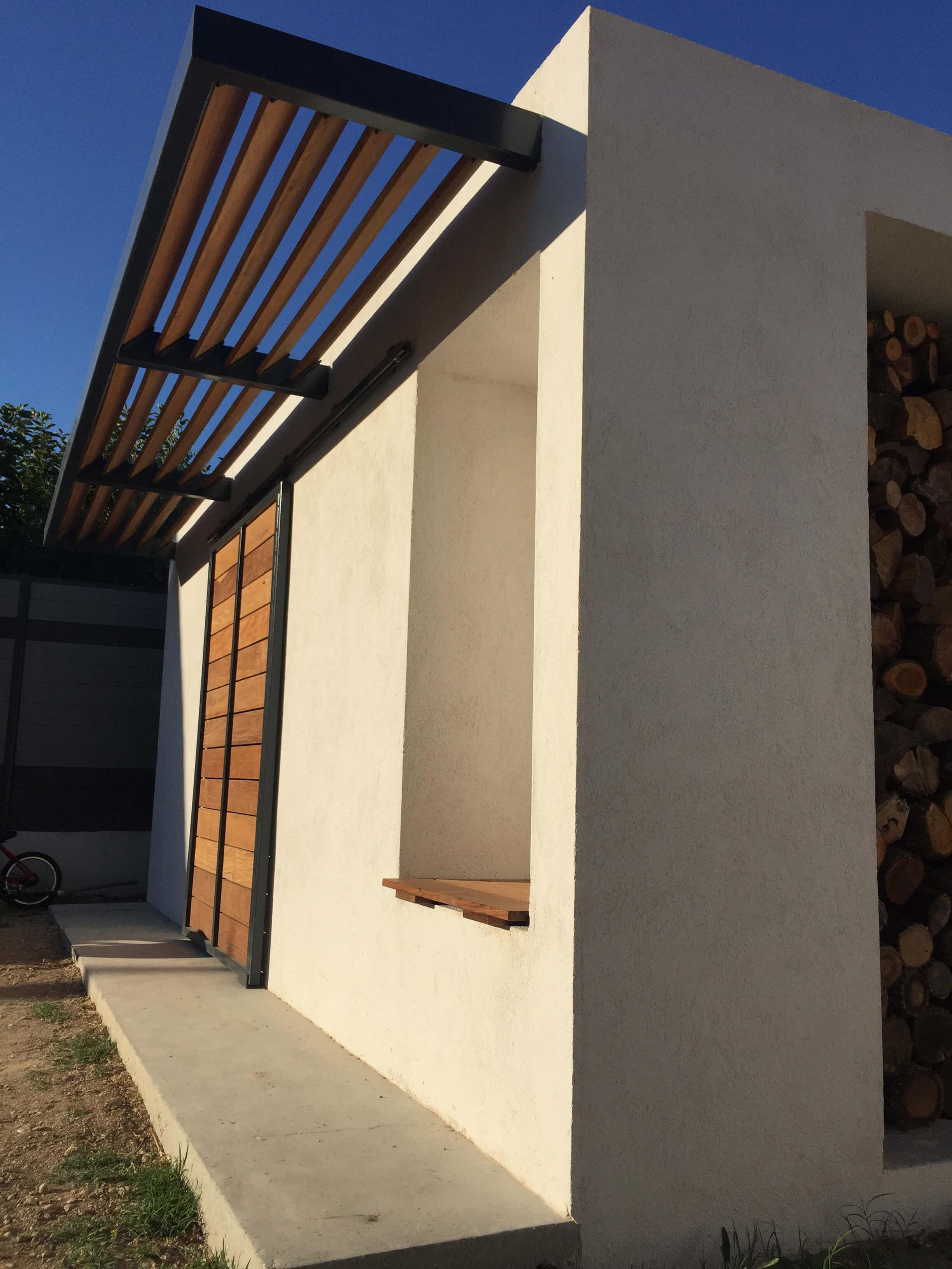 Pool house - Aix-en-Provence - Espaces Modernes